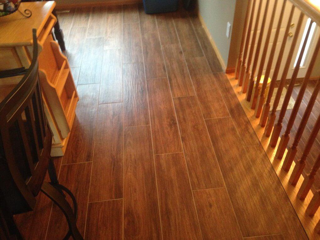 replace floor remodel