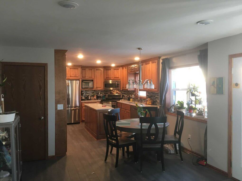 EJ Timmers Remodeling Kitchen